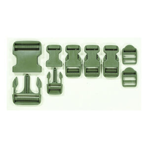 Mil-Spec Field Repair Kit OD Green