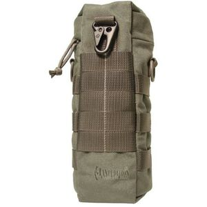 Maxpedition Hard Use Gear Bottle Holder Nylon 10 by 4 Inches Foliage Green
