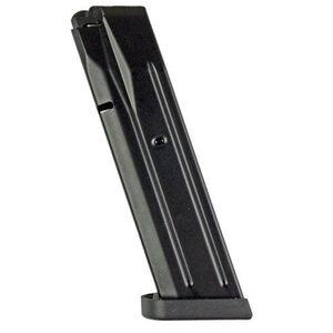 CZ P-09 Duty Magazine 9mm Luger 10 Round Steel Black