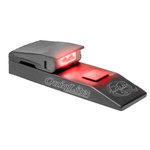QuiqLitePro White/Red LED  Hands-Free Pocket Concealable Flashlight