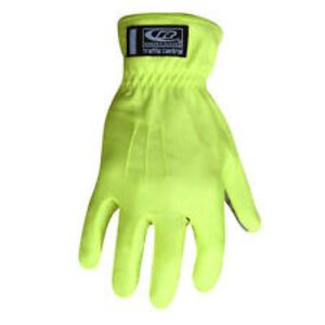 Ringers Gloves Hi Vis Traffic Glove Extra Large Green
