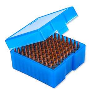 Frankford Arsenal Ammo Box #1005 100 Round Blue