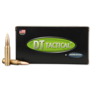 DoubleTap .308 Winchester Ammunition 20 Rounds Match BTHP 175 Grains 308175M