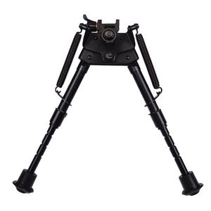"Sport Ridge  Rail Mount Adjustable Bipod 9"" to 13"" Black"