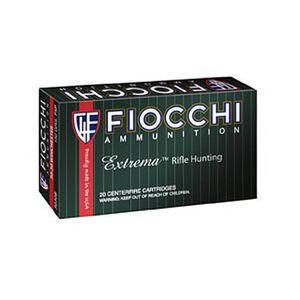 FIOCCHI .30-30 Winchester Ammunition 20 Rounds FSP 150 Grains 3030B