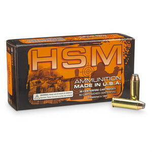HSM .45 ACP Ammunition 50 Rounds Speer UHP 230 Grains HSM-45A-11-N