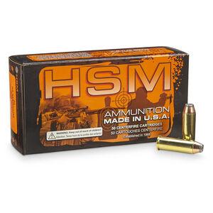HSM .45 Colt Ammunition 50 Rounds Sierra JSP 300 Grains HSM-45C-9-N