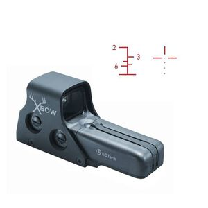 Eotech Model 512 Crossbow Holographic Sight Black 512.XBOW
