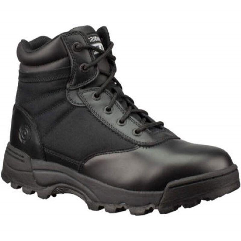 """Original S.W.A.T. Classic 6"""" Men's Boot Size 8.5 Wide Non-Marking Sole Leather/Nylon Black 115101W-85"""
