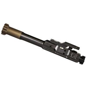 2A Armament AR-15 Titanium Regulated Bolt Carrier Group Ultra-Lightweight Gas Regulating Gate Ion Bond Black Finish