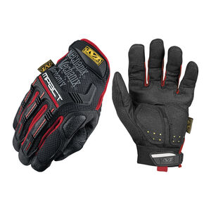 Mechanix Wear M-Pact Glove Men's XL Black/Grey