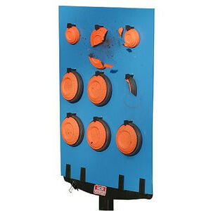 "MTM Case-Gard All Weather Target Backer 17.5""x23"" 1 Pack Polypropylene Blue TB-20"