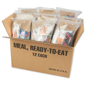 5IVE Star Gear MRE Ration Case, 12 Meals