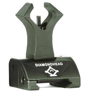 Diamondhead DIAMOND AR-15 Flip Up Front Combat Sight Black 1051