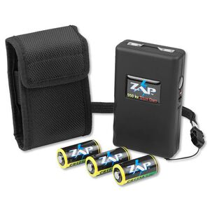 Personal Security Products ZAP Stun Gun Black ZAP950