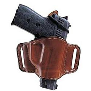 Bianchi #105 Minimalist Hip Holster Size 14 Right Hand Leather Tan