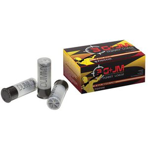 """Fiocchi Specialty 12 Gauge Ammunition 10 Rounds 2-3/4""""  1-1/8 Ounce Shooting Dynamics Inert Dummy Action Proving Rounds No Primer/No Powder Realistic Feeling Weight"""