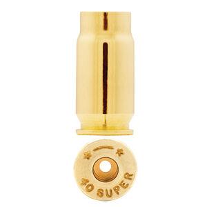 Starline .40 Super Unprimed Brass Cases 100 Count 40SUPEREUP-100