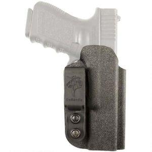 DeSantis Gunhide Slim-Tuk IWB Tuckable Holster Ruger LC9 Ambidextrous Kydex Black