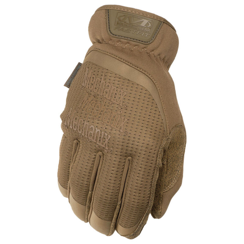 Mechanix Wear FastFit Coyote Gloves Size Medium Coyote Brown