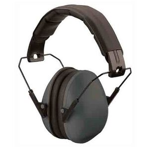 Champion Traps and Targets Slim Ear Muffs Passive 21 dB Black 40971