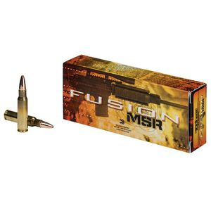 Federal .223 Rem 62 Grain Bonded Spitzer BT 20 Round Box