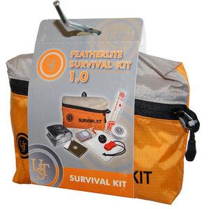 Ultimate Survival Technologies FeatherLite Survival Kit 1.0 Orange Bag 20-721-01