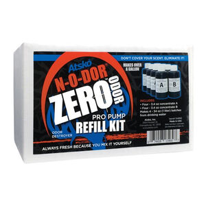 Atsko Zero N-O-Dor Oxidizer Pro Scent Elimination Concentrate Makes 1 Gallon
