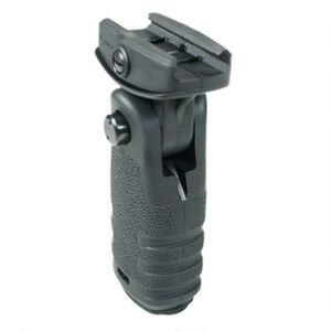 Mission First Tactical AR-15 REACT Folding Vertical Grip Black RFG