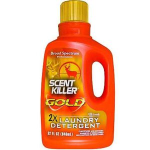 Wildlife Research Scent Killer Gold 2X Laundry Detergent 32 oz 1249