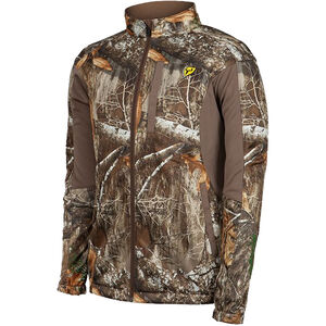 Scent Blocker Men's Knockout Jacket X-Large Moisture Wicking Realtree Edge Camo