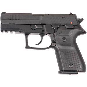 "FIME Group Rex Zero 1CP 9mm Luger Compact Semi Auto Pistol 3.85"" Barrel 15 Rounds Metal Frame Black Finish"