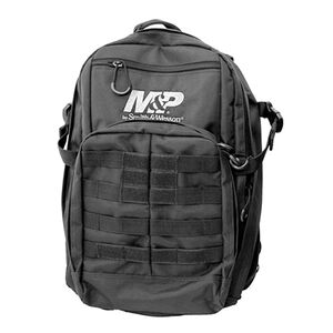 Smith & Wesson Duty Series Backpack Nylon Black