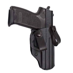 Blade Tech Nano IWB Holster For GLOCK 17/22/31 Right Hand Polymer Black HOLX000314078636
