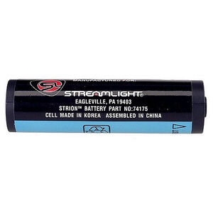 Streamlight Lithium Ion Rechargeable Battery Strion/HPL/HL Series Flashlights 3.75 Volt 2000 mAH