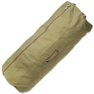 "Fox Outdoor GI Style Zippered Duffle Bag 25""x42"" OD Green 40-25"