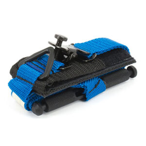 Tactical Medical Solutions SOFTT Tourniquet Black Webbing Training Blue