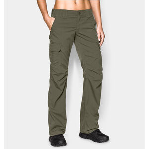 Under Armour Women's Tactical Patrol Pants Coyote Brown 2