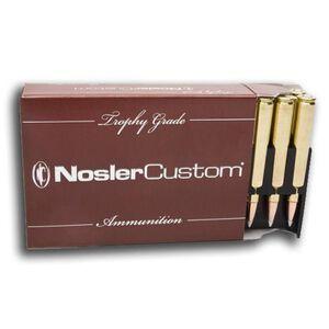 Nosler Trophy .257 Robert+P 110 Grain AccuBond 20 Rnd Box