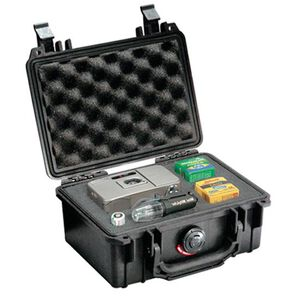 Pelican Protector Small Case Polymer Black 1120-000-110