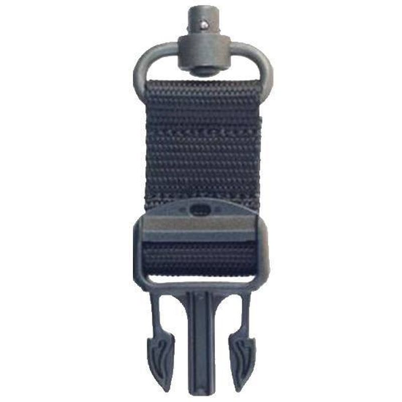 BLACKHAWK! QD Swivel Sling Adapter Black 70SA03BK