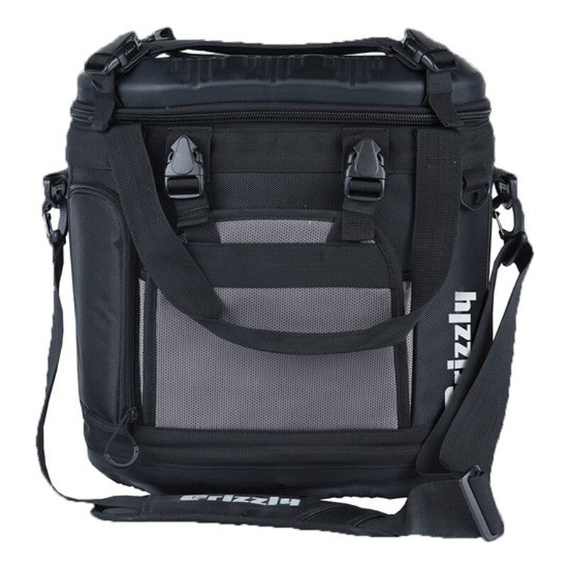 Grizzly Drifter 20 Quart Cooler TPU Liner Black and Gray