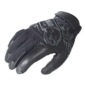 Voodoo Tactical Liberator Glove Leather/Nylon Small Black 20-9873001092