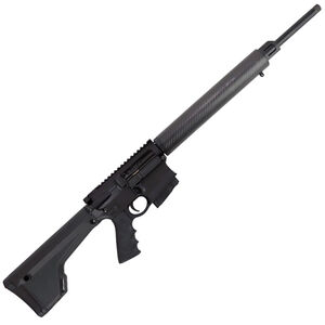 "DPMS GII Hunter .243 Win AR Platform .243 Win Semi Auto Rifle 20"" Barrel 4 Rounds Magpul Fixed MOE Rifle Stock Black"