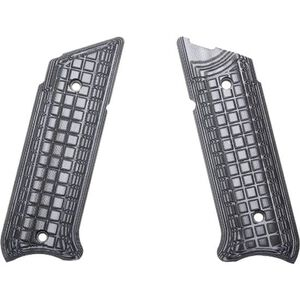 Pachmayr G10 Tactical Grips Ruger Mark IV Gray/Black Grappler 61075