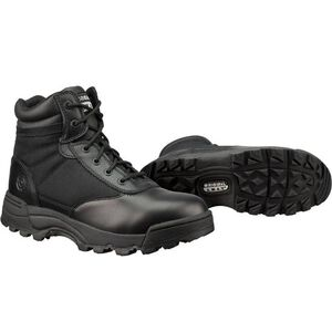 "Original S.W.A.T. Classic 6"" Men's Boot Size 15 Wide Non-Marking Sole Leather/Nylon Black 115101W-15"
