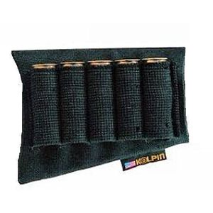 Gunmate Buttstock Shot Shell Holder Elastic Black