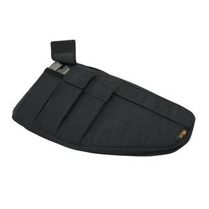 "US PeaceKeeper SMG/SBR Soft Case, Black,  26""X2.25""X13"""