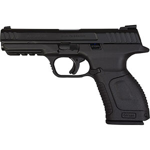 "EAA Girsan MC28SA 9mm Luger Semi Auto Pistol 4.25"" Barrel 15 Rounds Black Polymer Frame Matte Black Finish"