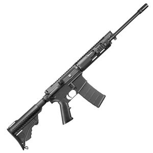 "DPMS Lite 16M AR-15 Semi Auto Rifle 5.56 NATO 16"" Barrel 30 Rounds M111 Hand Guard Pardus Stock Black"